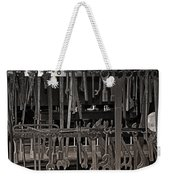 Railroad Wrenches Weekender Tote Bag