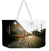 Railway Weekender Tote Bag