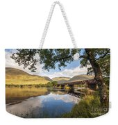 Railway Viaduct Over River Orchy Weekender Tote Bag
