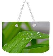 Rain Beads IIi Weekender Tote Bag