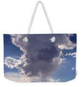 Rain Cloud Weekender Tote Bag