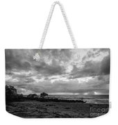 Rain Clouds At Sea 2 Weekender Tote Bag