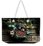 Rain Forest Cafe Signage Downtown Disneyland 03 Weekender Tote Bag