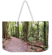 Rain Forest Weekender Tote Bag by Les Cunliffe