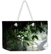 Rain Forest Overhang Weekender Tote Bag
