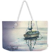 Rain Is Here Weekender Tote Bag