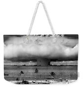 Rain Of Ruin Weekender Tote Bag