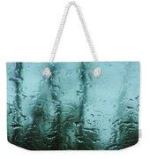 Rain On Bare Trees Weekender Tote Bag