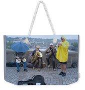 Rain Or Shine Weekender Tote Bag