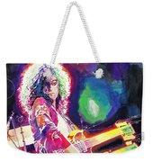 Rain Song Jimmy Page Weekender Tote Bag