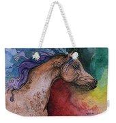 Rainbow Arabian Weekender Tote Bag