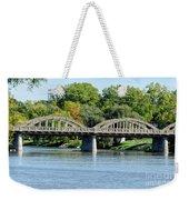 Rainbow Arch Bridge Weekender Tote Bag