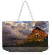 Rainbow At Sunrise - Panorama Weekender Tote Bag