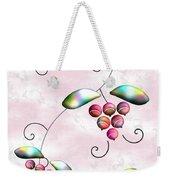 Rainbow Berries Weekender Tote Bag