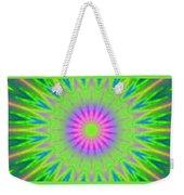 Rainbow Burst Weekender Tote Bag