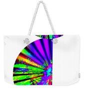 Rainbow Cat Weekender Tote Bag