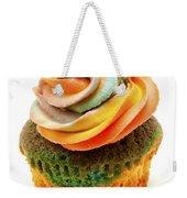 Rainbow Cupcake  Weekender Tote Bag