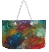 Rainbow Dreams By Madart Weekender Tote Bag