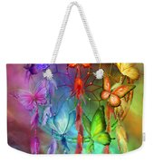Rainbow Dreams Weekender Tote Bag