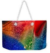 Rainbow Fishtail Weekender Tote Bag