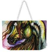 Rainbow Horse 2 Weekender Tote Bag