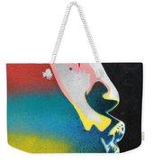 Rainbow Kiss Weekender Tote Bag