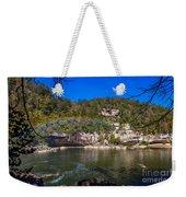 Rainbow On The River Weekender Tote Bag