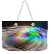 Rainbow Plunge Weekender Tote Bag