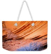 Rainbow Rocks Dead Bush #1 Weekender Tote Bag
