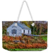 Rainbow Roof Weekender Tote Bag