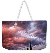 Rainbow Skies At Sunset  Weekender Tote Bag