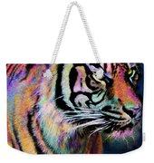 Rainbow Tiger Weekender Tote Bag