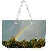 Rainbow To The Clouds Weekender Tote Bag