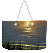 Rainbow Waters Weekender Tote Bag