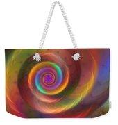 Rainbow Whispers Weekender Tote Bag