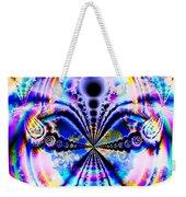 Rainbows And Dragonflies Weekender Tote Bag