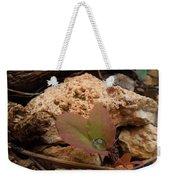 Raindrop Jewel Weekender Tote Bag
