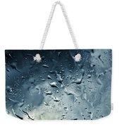Raindrops Weekender Tote Bag by Fabrizio Troiani
