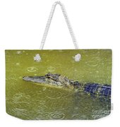 Raindrops Keep Falling Weekender Tote Bag