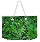 Raindrops On Buttercups Ranunculus Weekender Tote Bag