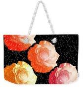 Raindrops On Roses - My Favorite Things Weekender Tote Bag