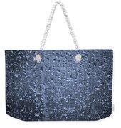 Raindrops On Window I Weekender Tote Bag
