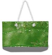 Rainkissed Weekender Tote Bag