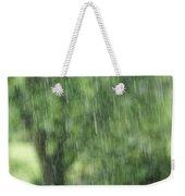 Rainfall Weekender Tote Bag