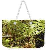 Rainforest Color Weekender Tote Bag
