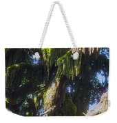 Rainforest Cover Weekender Tote Bag