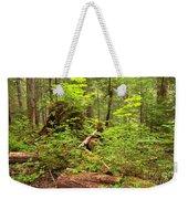 Rainforest Green Everywhere Weekender Tote Bag