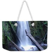 Rainforest Run Off Weekender Tote Bag