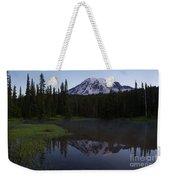Rainier Awakening Weekender Tote Bag