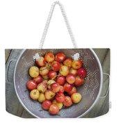 Rainier Cherries Weekender Tote Bag